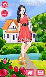 dress up! summer!