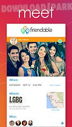 friendable - find, chat & meet