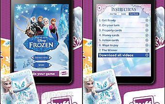 Frozen by shufflecards