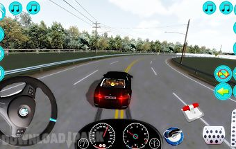 Real car simulator game
