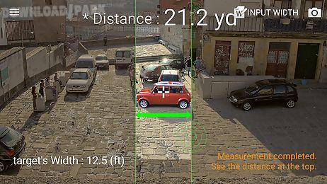 Entfernungsmesser Für Android : Smart distance android anwendung kostenlose herunterladen in apk