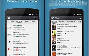 Tvguide tv24.se - din tv-tablå