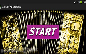 Virtual accordion