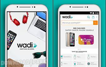 Wadi - online shopping app