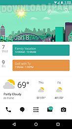 Zooper widget Android App free download in Apk