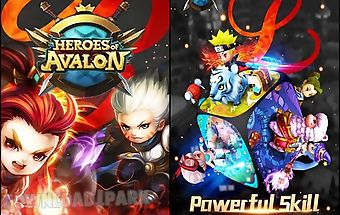 Heroes of avalon: 3d mmorpg