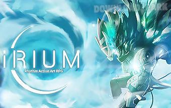 Irium: rhythm action art rpg