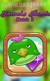 jewels rush: match 3