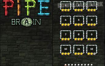 Pipe puzzle brain