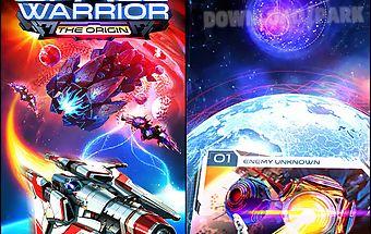 Space warrior: the origin