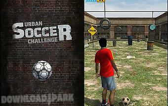 Urban soccer challenge pro