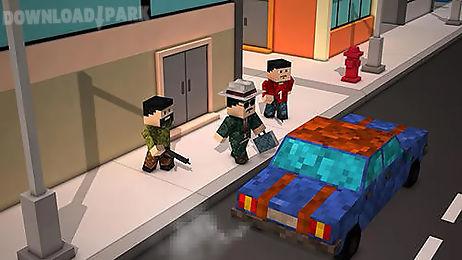 blocky city sniper 3d