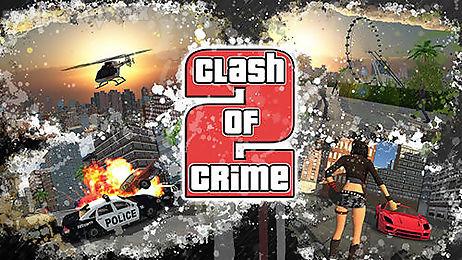 clash of crime: mad city war go