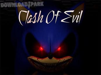 clash of evil