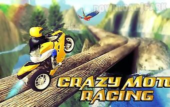 Crazy moto racing