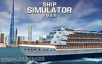 Ship simulator 2016