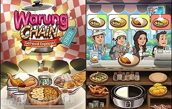 Warung chain: go food express!