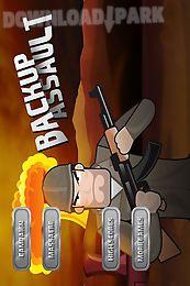 backup assault gold
