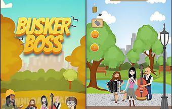 Busker boss: music rpg game