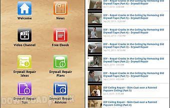 Diy drywall repair