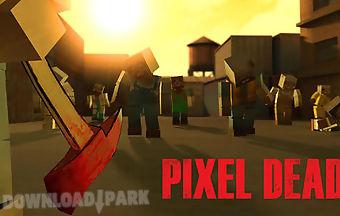Pixel dead: survival fps