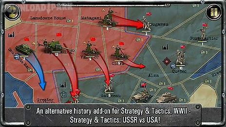 strategy and tactics: ussr vs usa