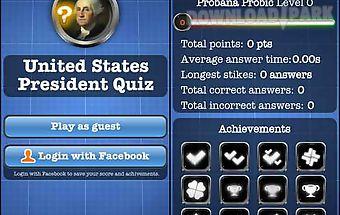 United states presidents quiz fr..