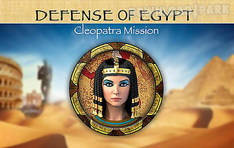 Defense of egypt: cleopatra miss..