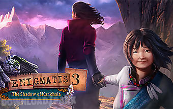 Enigmatis 3: the shadow of karkh..