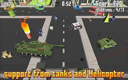 Pixel Shooter Zombies Android Juego Gratis Descargar Apk
