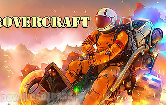 Rovercraft: race your space car