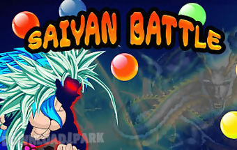 Saiyan: battle of goku devil