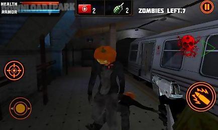 Zombies Halloween Warfare 3d Android Juego Gratis Descargar Apk