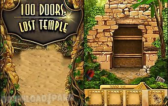 100 doors: lost temple