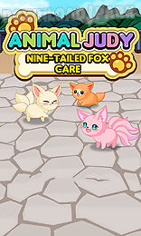 animal judy: nine-tailed fox care