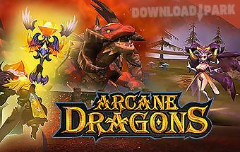 Arcane dragons