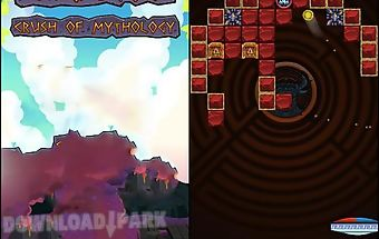 Arkanoid: crush of mythology. br..
