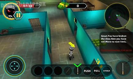 stickman escape story 3d