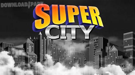 super city: superhero sim