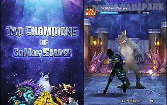 Tap champions of su mon smash