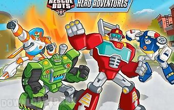 Transformers rescue bots: hero a..