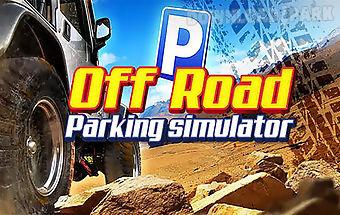 4x4 offr-oad parking simulator