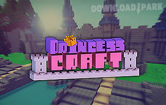 Princess world: craft and build