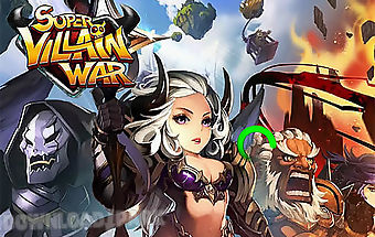 Super willain war: lost heroes