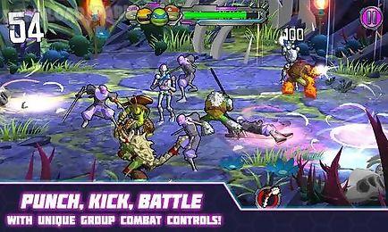 teenage mutant ninja turtles: portal power