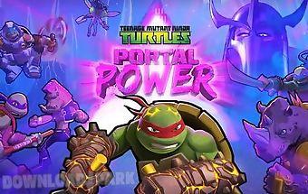 Teenage mutant ninja turtles: po..