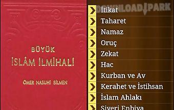 Büyük İslam İlmihali (Önb)