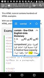 offline english to urdu translation apk