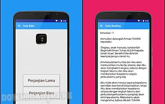 Alkitab ( indonesian bible )