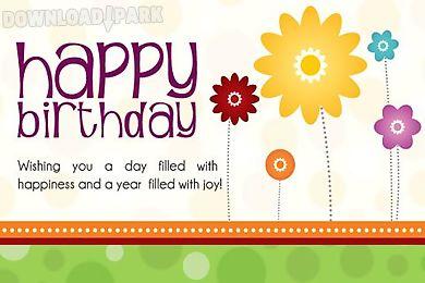 Birthday Card Android Anwendung Kostenlose Herunterladen In Apk